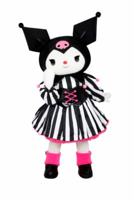 「Hello Kitty Japan ダイバーシティ東京 プラザ店」カフェ_クロミ_クロミが遊びにくるよ