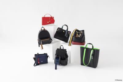 『ディズニーツイステッドワンダーランド』デザインバッグ
