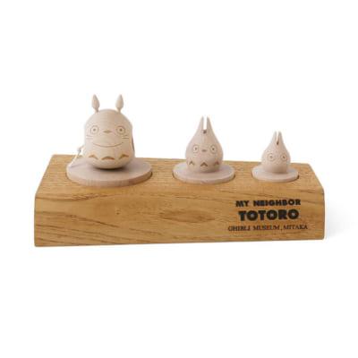 「マンマユート」木製トトロ こま