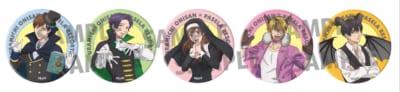 「うらみちお兄さん×パセラ」トレーディング缶バッジ(全5種)