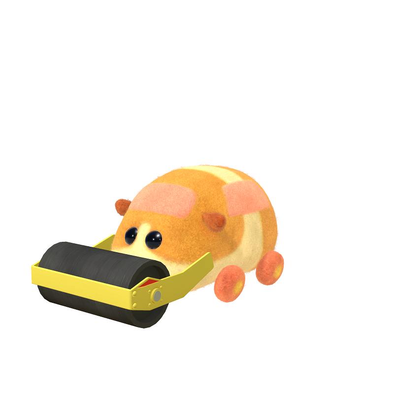 Nintendo Switch「PUI PUI モルカー Let's!モルカーパーティー!」デジタルデラックス版ロードローラー