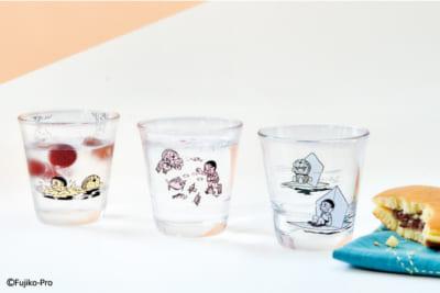「ドラえもん×フェリシモ」水遊びスタッキンググラス