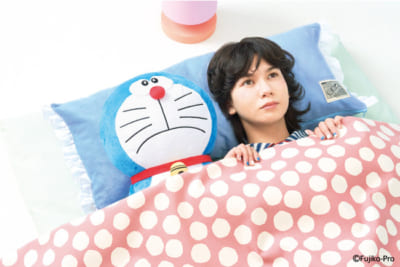 「ドラえもん×フェリシモ」一緒におやすみ枕