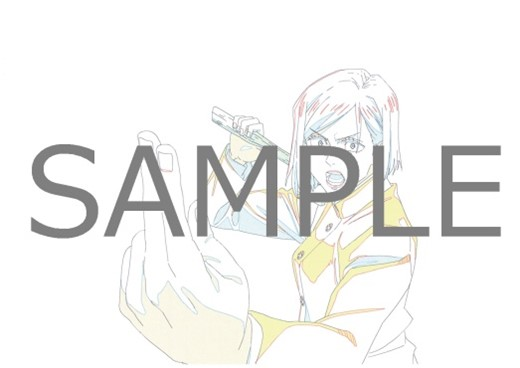 MAPPA×TSUTAYATVアニメ原画集発売記念「呪術廻戦」miniアニメ原画展 Vol.2複製原画