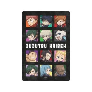 MAPPA×TSUTAYATVアニメ原画集発売記念「呪術廻戦」miniアニメ原画展 Vol.2キャラクリアケース