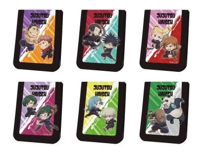 MAPPA×TSUTAYATVアニメ原画集発売記念「呪術廻戦」miniアニメ原画展 Vol.2 レザーフセンブック