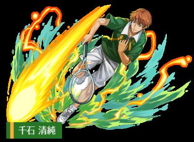 「パズル&ドラゴンズ」×「新テニスの王子様」千石清純