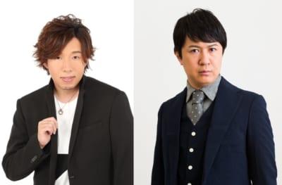 声優・日野聡さん、杉田智和さん