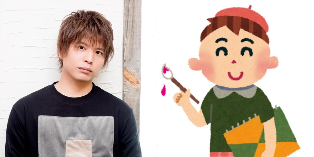 """声優・ 仲村宗悟さんが画伯ぶりを披露、SNSでは""""獅子座のファン""""が歓喜"""