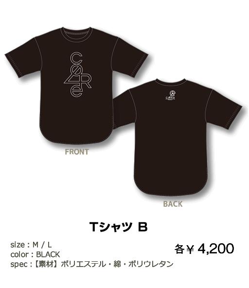 TシャツB¥4,200