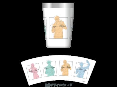 TVアニメ「呪術廻戦」×「ファミリーマート」オリジナルステンレスホルダー