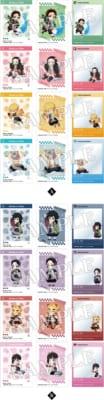 「鬼滅の刃×ローソン」 SNS風カード(3枚入り)