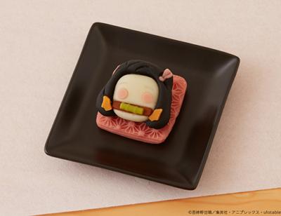 TVアニメ「鬼滅の刃」×「ローソン」食べマス鬼滅の刃2021秋 竈門禰󠄀豆子