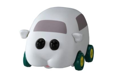 「ドリームトミカSP PUIPUIモルカー」シロモ