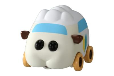 「ドリームトミカSP PUIPUIモルカー」アビー