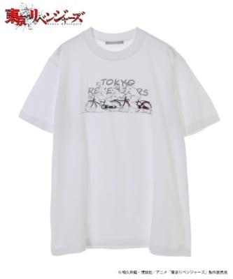東京リベンジャーズ_HICUL(ハイカル)オリジナルグラフィックTシャツ_タケミチ・マイキー・ドラケン