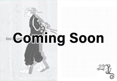 TVアニメ「東京リベンジャーズ」×「セブン-イレブン」キャンペーン ドラケン【方眼罫】