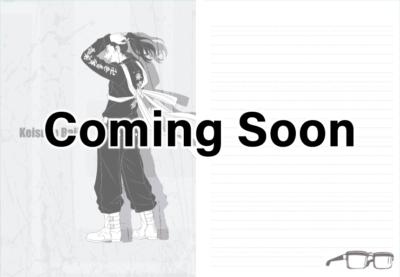 TVアニメ「東京リベンジャーズ」×「セブン-イレブン」キャンペーン 場地【ドット入り理系線】