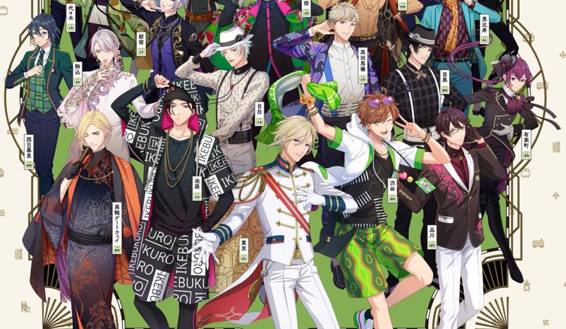「STATION IDOL LATCH!」初ライブが2022年3月に開催!セリフ入りLINEスタンプも登場