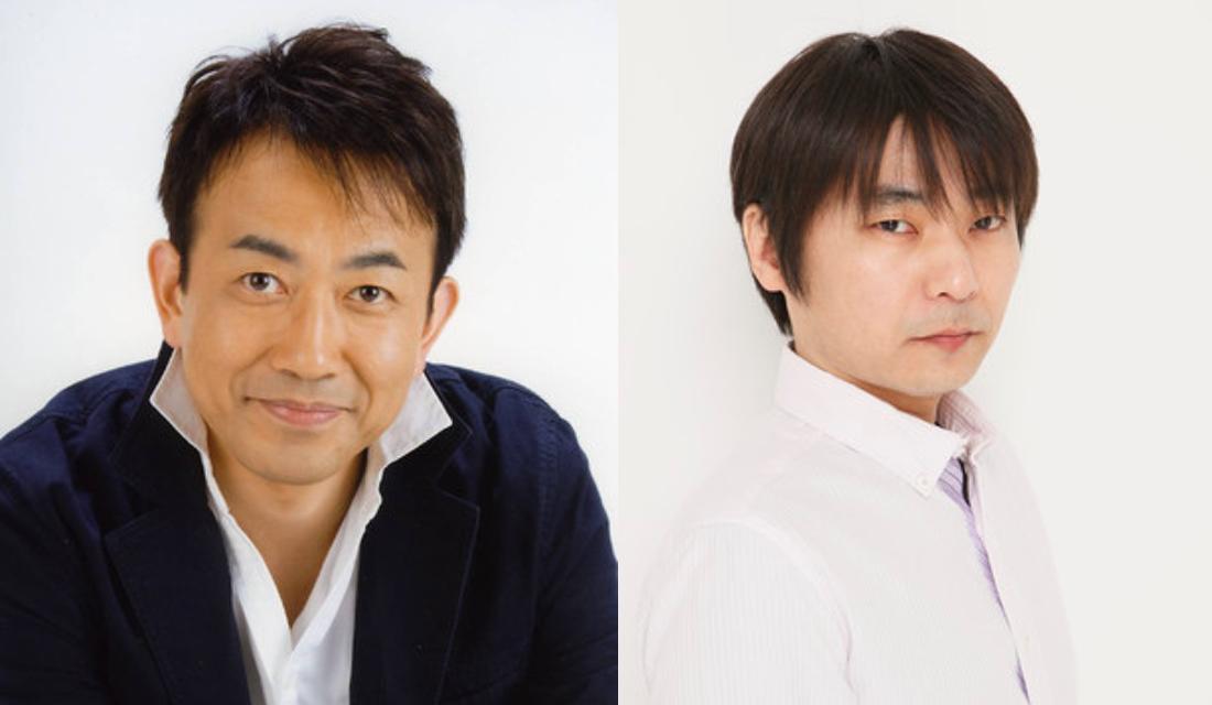 石田彰さんの前で関俊彦さんがラップ披露「CV部」新作公開!「そのぉ…カオス…ってやつ?」