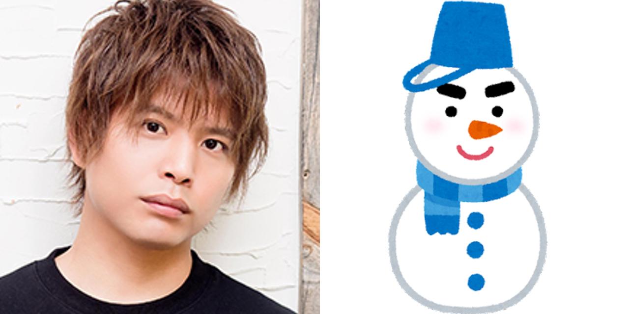 """仲村宗悟さんのお家に""""冬の友達""""がやってきた!「いっぱい遊んだ報告待ってまーす!」"""