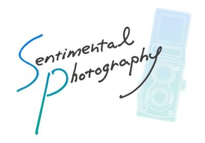 「センチメンタルフォトグラフィ」ロゴ