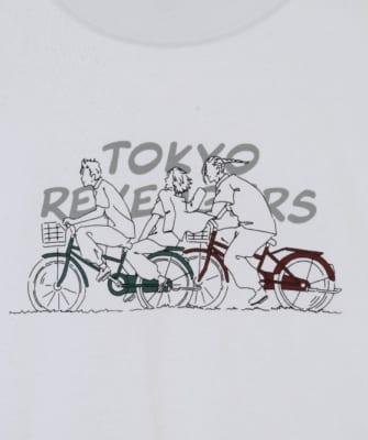 東京リベンジャーズ_HICUL(ハイカル)オリジナルグラフィックTシャツ_タケミチ・マイキー・ドラケン 絵柄