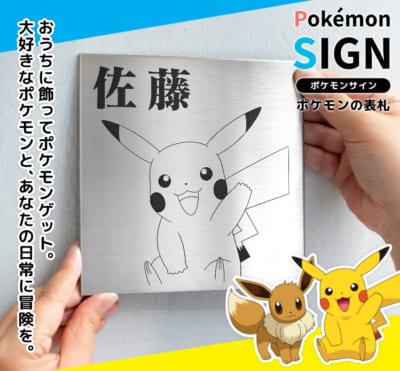 「Pokémon SIGN」イメージ