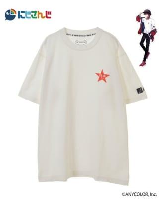 にじさんじ×STARTERコラボTシャツ_三枝明那_HICUL(ハイカル)限定モデル ¥6,380