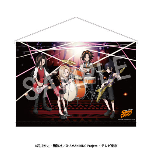 TVアニメ「シャーマンキング」SHAMAN KING_B2タペストリー