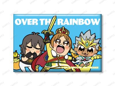 KING OF PRISM × 大川ぶくぶ 第2弾 トレーディング缶バッジ(全14種)