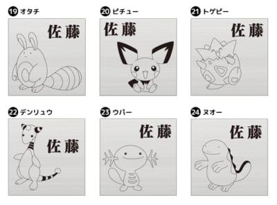 「Pokémon SIGN」ポケモン5