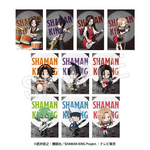 TVアニメ「シャーマンキング」SHAMAN KING特典ポストカード