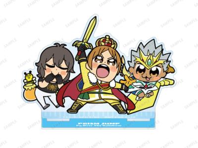 KING OF PRISM × 大川ぶくぶ 第2弾 トレーディングアクリルスタンド(全14種)