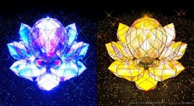 「美少女戦士セーラームーン イルミネーション-Eternal-」愛のクリスタル~幻の銀水晶とゴールデン・クリスタル~