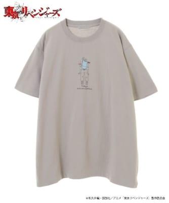 東京リベンジャーズ_HICUL(ハイカル)オリジナルグラフィックTシャツ_マイキー・ドラケン