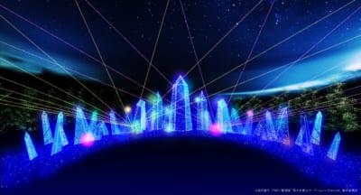 「美少女戦士セーラームーン イルミネーション-Eternal-」クリスタル・トーキョー