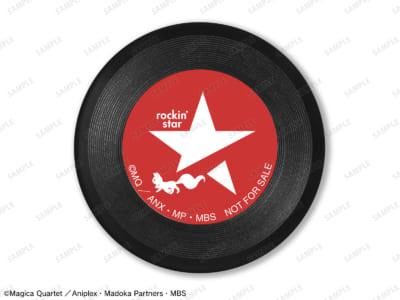 「rockin'star × 魔法少女まどか☆マギカ POP UP SHOP」イベント限定BOX購入特典 rockin'starコラボ 描き下ろしイラスト 第2弾 トレーディングレコードバッジ(全10種)