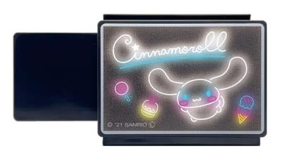 サンリオキャラクターズ 光る!電飾看板マグネット シナモン