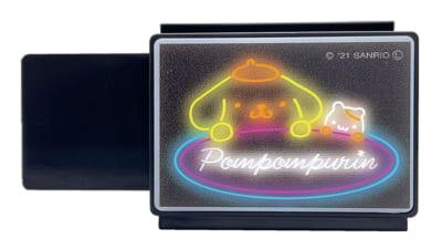 サンリオキャラクターズ 光る!電飾看板マグネット ポムポムプリン
