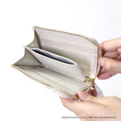 カードキャプターさくら 25周年グッズL字財布 中身