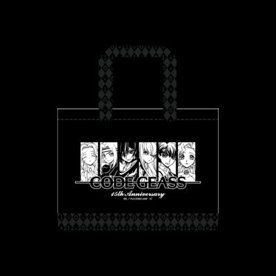 「コードギアス 反逆のルルーシュ」15周年記念 POP UP ショップ トートバッグ…4,400円(税込)