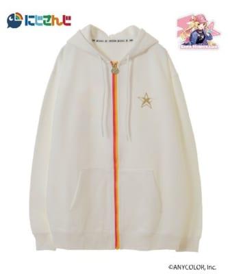 にじさんじ×STARTERコラボZIPパーカー_星川サラ_HICUL(ハイカル)限定モデル ¥10,780