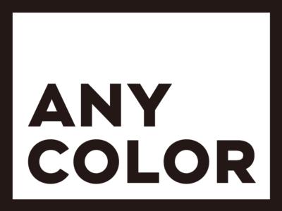 ANYCOLOR株式会社ロゴ