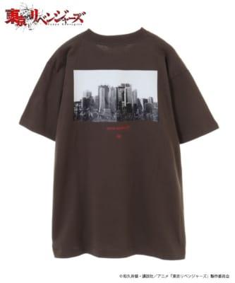 東京リベンジャーズ_HICUL(ハイカル)オリジナルグラフィックTシャツ_東京 柄