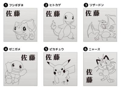 「Pokémon SIGN」ポケモン1