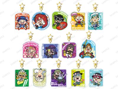 KING OF PRISM × 大川ぶくぶ 第2弾 BIGアクリルキーホルダー(全14種)