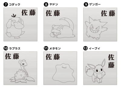 「Pokémon SIGN」ポケモン2