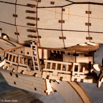 「天空の城ラピュタ」公開35周年記念キャンペーン ki-gu-mi タイガーモス5