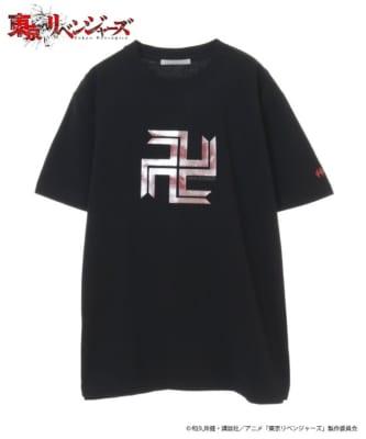 東京リベンジャーズ_HICUL(ハイカル)オリジナルグラフィックTシャツ_卍